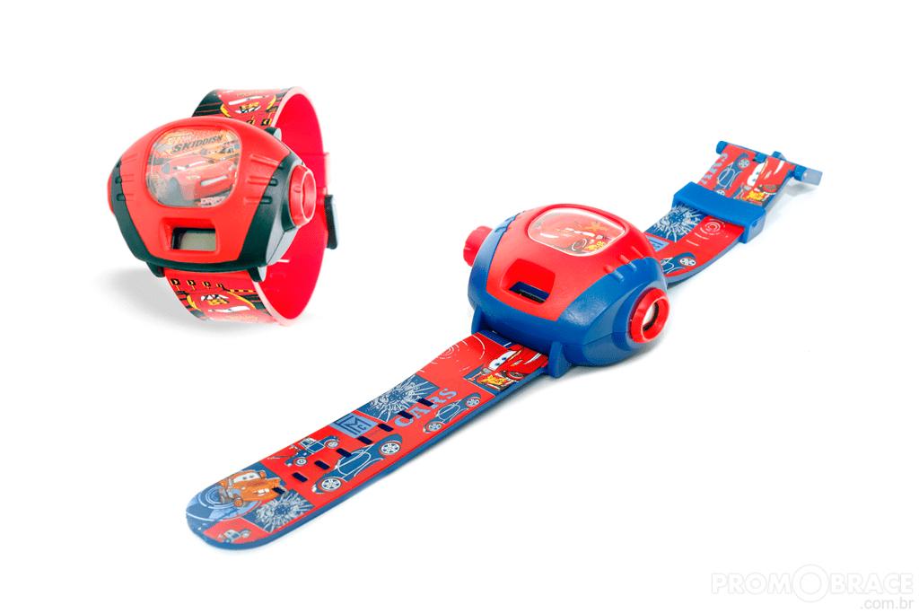0466f803fa9 Relógio Infantil com Projetor - Promobrace